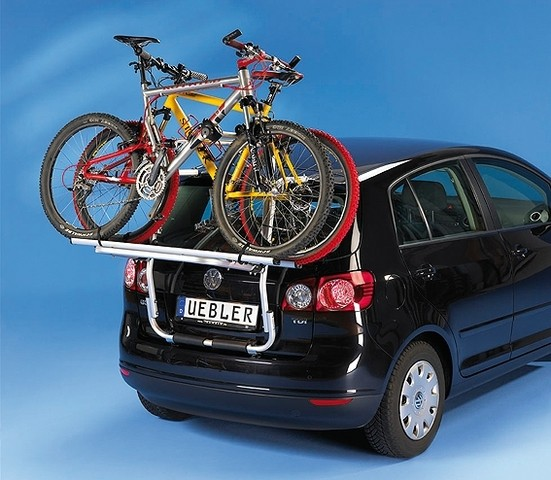 uebler heckfahrradtr ger primavelo passend f r vw golf. Black Bedroom Furniture Sets. Home Design Ideas