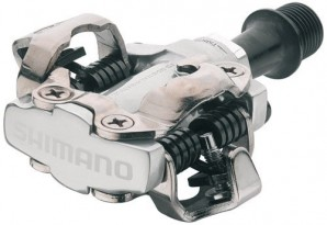 Shimano SPD PD-M540 Pedal  silber