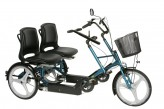 Therapiedreirad PF Mobility Duo 20