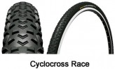 Continental Cyclo Cross Race - 28 x 1 3/8 x 1 5/8 - faltbar