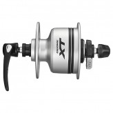 Nabendynamo SHIMANO Deore XT DH-T7803BS 32 Loch silber