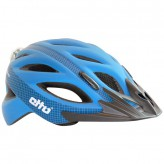 Etto Helm City Safe Farbe blau matt