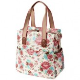 Basil Shopper Bloom Shoppertasche - Gardenia white - weiß