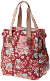 Basil Shoppertasche SHOPPER BLOOM - Scarlet-rot