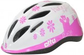 Etto Helm  SAFE RIDER Farbe pink