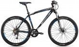 Mountainbike BOTTECCHIA 120 27-Gang schwarz-blau, 27.5""