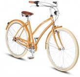 Johnny Loco Cruiser LaPaz Damen 3-Gang gelb - RH 54 cm