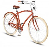 Johnny Loco Cruiser Mumbai Herren 3-Gang orange - RH 56 cm