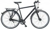 CHECKER PIG Trekkingrad  ZULU Herren 8-Gang ND schwarz matt - 28""