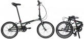 DAHON Faltrad Boardwalk i3 3-Gang - 20 zoll