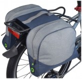 Dahon Doppelpacktasche Rear Carrier Bag