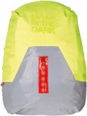Wowow Regenschutzhaube Bag Cover with LED gelb